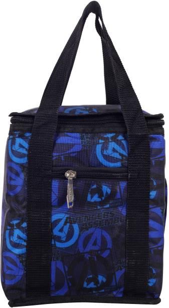 familiar Office Lunch Bag for Men and Women -Tiffin Bag for Kids - Dark Blue Waterproof Lunch Bag Waterproof Lunch Bag