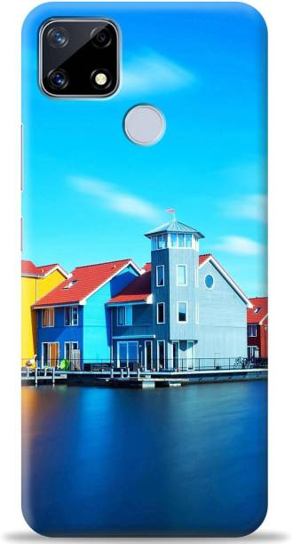 Crafter Back Cover for Realme Narzo 20