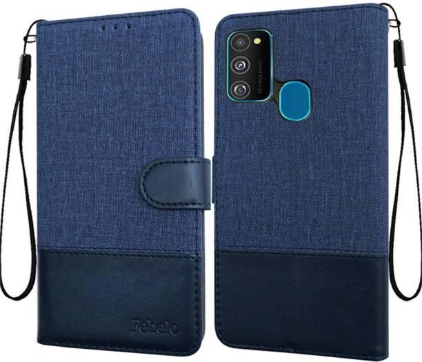 Febelo Flip Cover for Samsung Galaxy F41, Samsung Galaxy M31