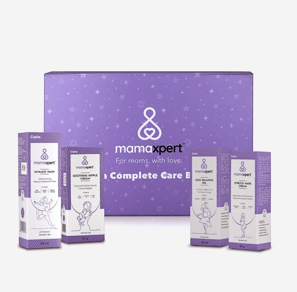 Cipla Complete Care Bundle for New and Expecting Moms