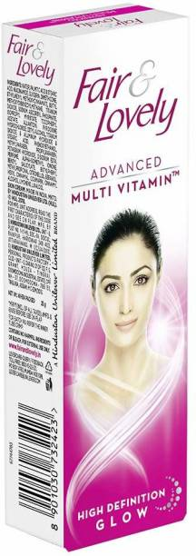 Fair & Lovely Advance Multi Vtamin Face Cream - 25 gm