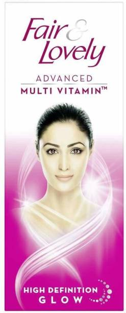 Fair & Lovely Advanced Multi Vitamin Fairness Cream 50g Pack of 2