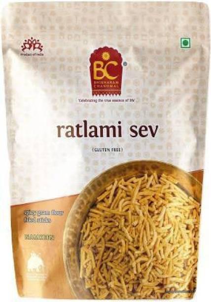 BHIKHARAM CHANDMAL Ratlami Sev 1 kg