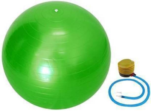 SPSS Gym Ball 85 Cm with Foot Pump Gym Ball