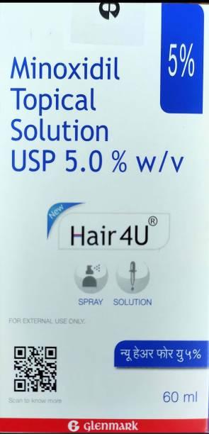 Hair 4 u 5% glenmark