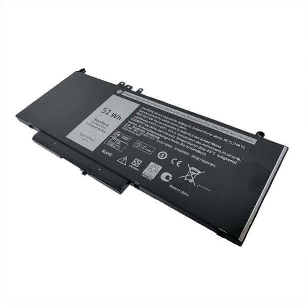 TravisLappy Laptop Battery For Dell Latitude E5450 E5470 E5270 6MT4T DP/N's: 7V69Y; TXF9M; 79VRK, 06MT4T 6 Cell Laptop Battery
