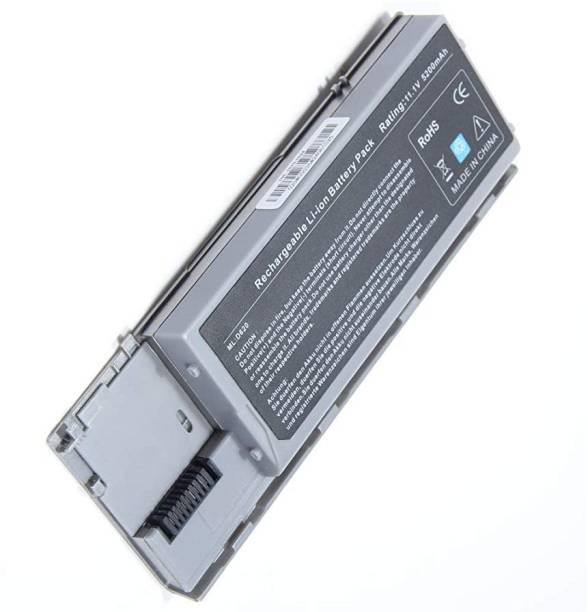 TravisLappy Laptop Battery For Dell Latitude D620 D630 Series PC764 TC030 GD775 JD610 KD492 GD776 6 Cell Laptop Battery