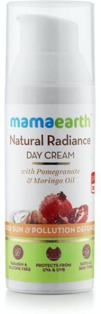 MamaEarth Natural Radiance Day Cream