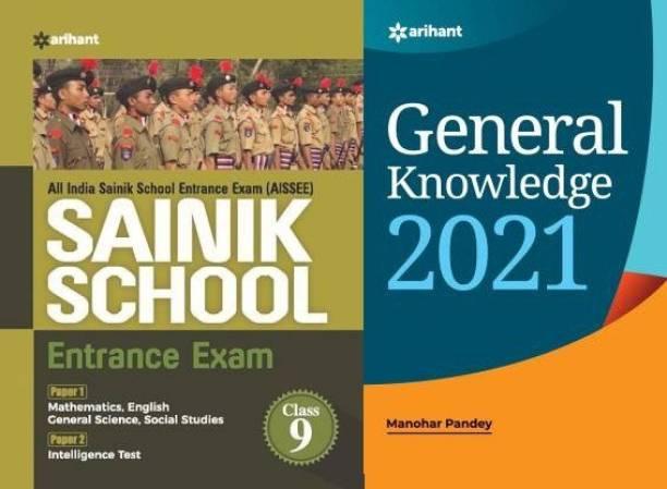 Arihant Sainik School Class 9 With Arihant General Knowledge