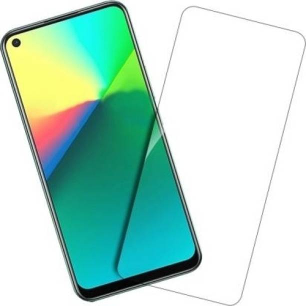 DVS MOBILE ACCESSORIES Tempered Glass Guard for Realme 7