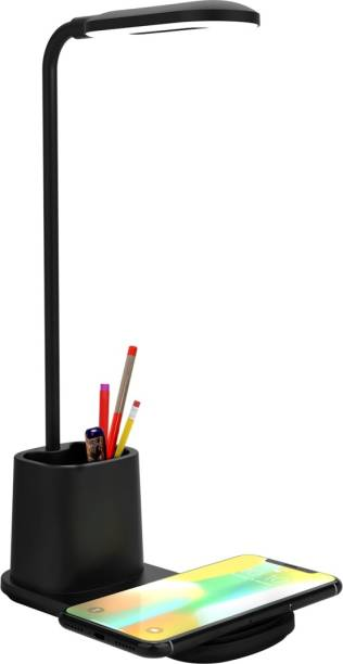 Portronics Wireless Charging with lamp and pen holder Charging Pad