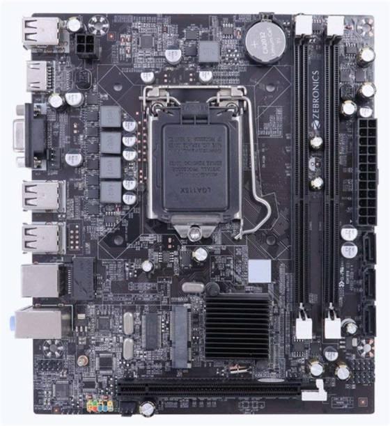 ZEBRONICS ZEB-H55-D3 Motherboard