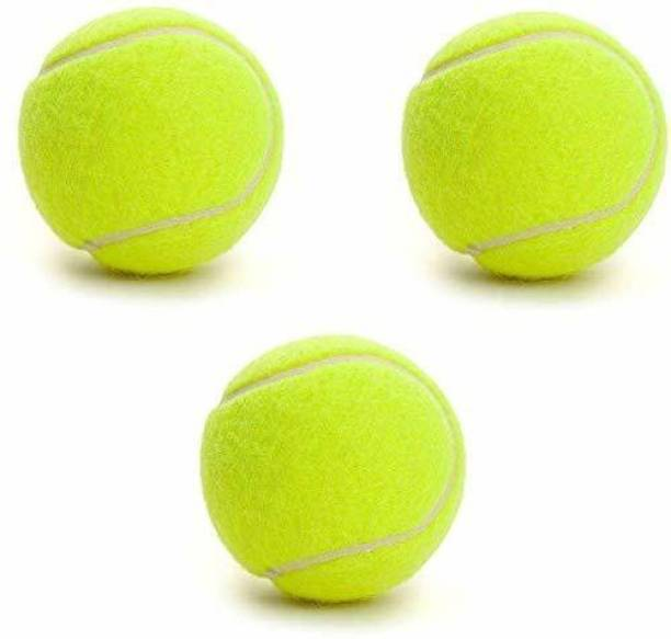 Swami Cricket Tennis Balls Pack Of 3 Cricket Tennis Ball