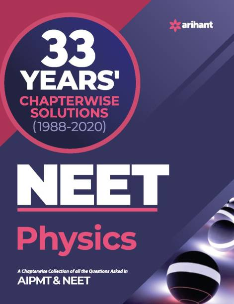33 Years Chapterwise Solutions NEET Physics 2021