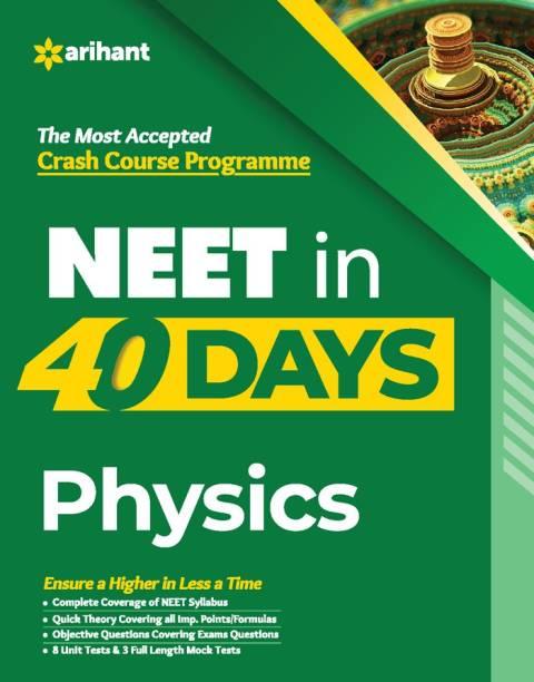 40 Days Crash Course for Neet Physics