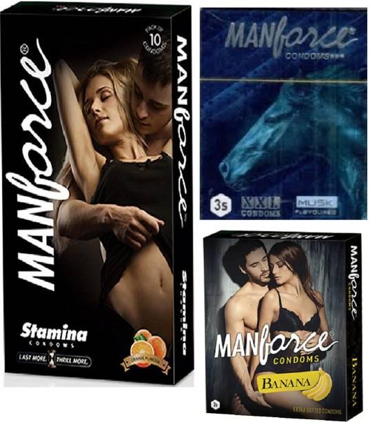 MANFORCE Condom For Men Condom