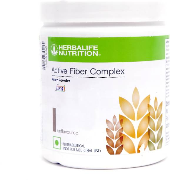 Herbalife Active Fiber Complex - Unflavored For Digestive Health Unflavored Powder