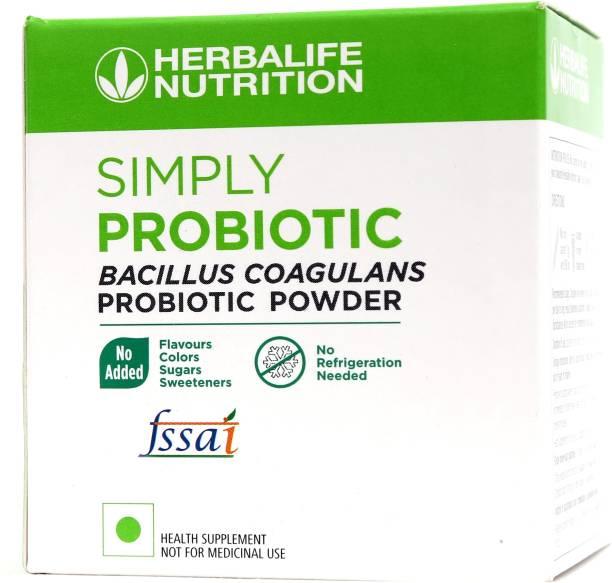 Herbalife Simply Probiotics Bacillus Coagulans Unflavored Powder