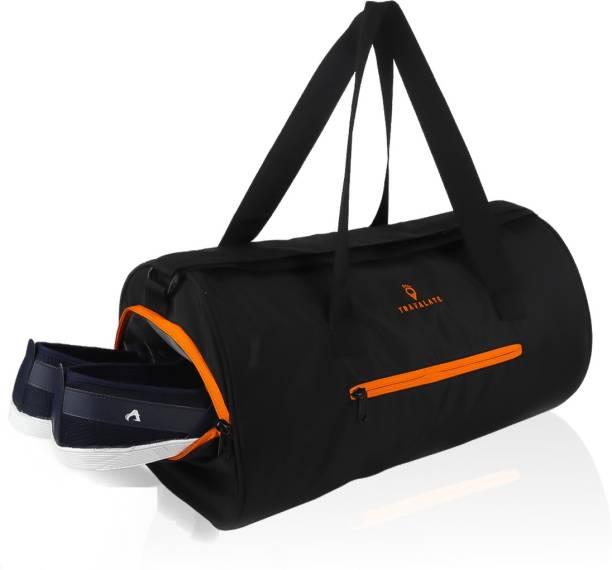 Travalate Gym Sports Duffel Bag, Lightweight Polyester Sports