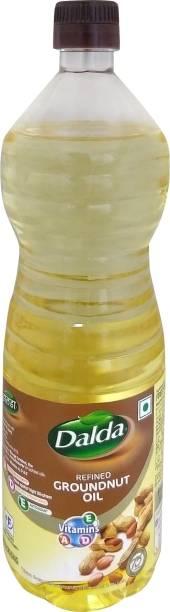 Dalda Groundnut Oil Plastic Bottle