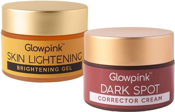 Glowpink Clear & Glowing Skin Combo