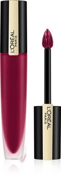 L'Oréal Paris Rouge Signature Matte Liquid Lipstick,141 Discovered