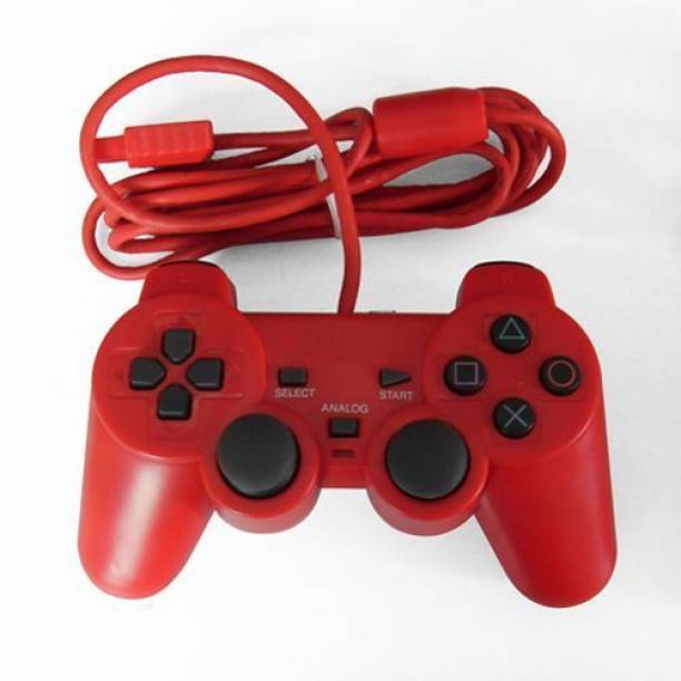 Clubics Wired PS2 Motion Controller - Motion Controller (Red) for PS2  Motion Controller