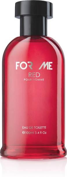 FOR ME RED Eau de Toilette  -  100 ml