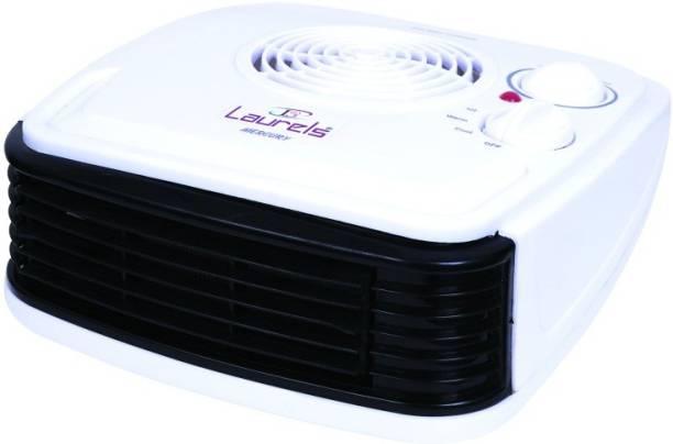 Enamic UK IS Laurels Fan Heater Noiseless Room Heater || 1 Season Warranty || Make in India || Model – IS Laurels Pl-M@rcury C-88 Fan Room Heater
