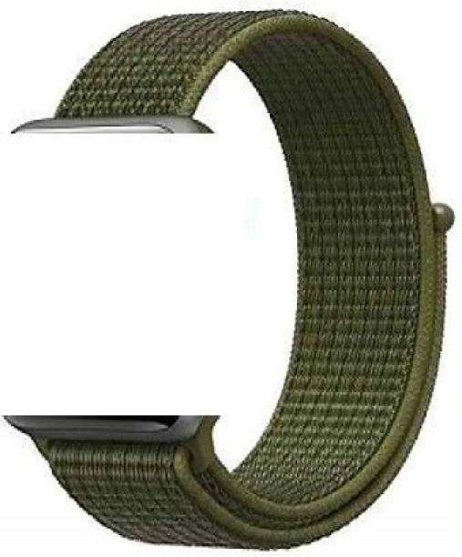 Modaro Nylon Replacement Band Strap for iWatch 42 mm / 44 mm Smartwatch Strap Smart Watch Strap