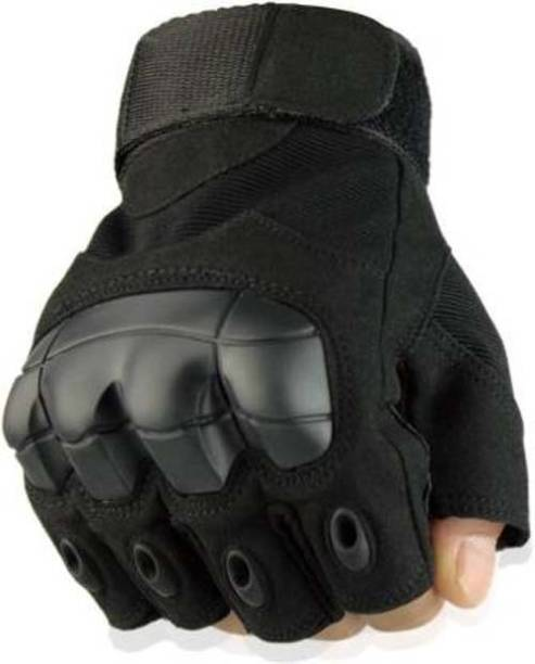 DaylFora Half Finger Tactical Gloves Military Army Shooting Hunting Climbing Cycling Gym & Fitness Gloves