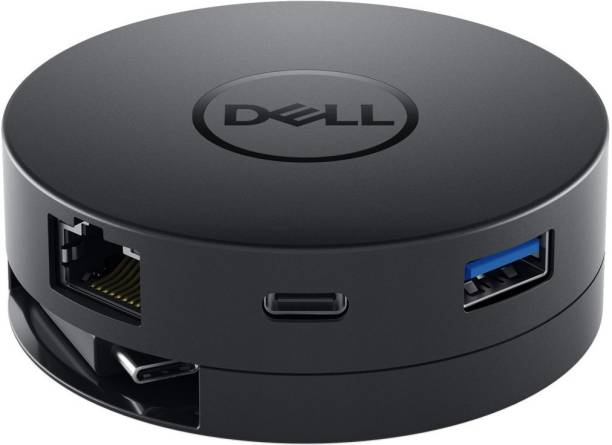 DELL Convertor - USB C to HDMI/VGA/DP/Ethernet/ USB A DA300 Laptop Accessory