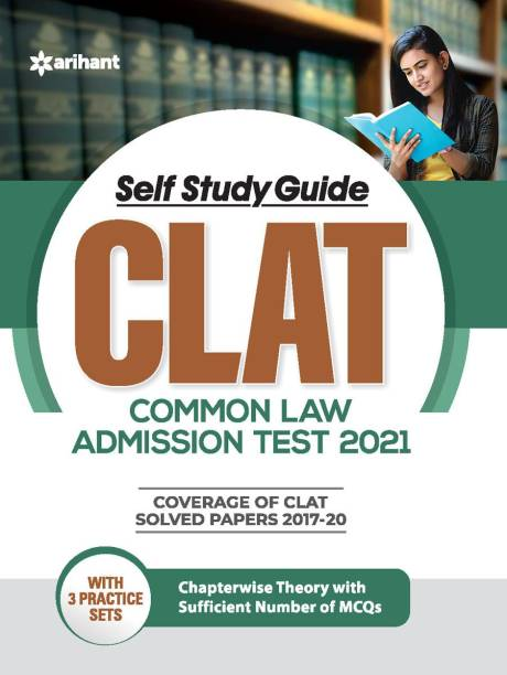 Self Study Guide Clat 2021