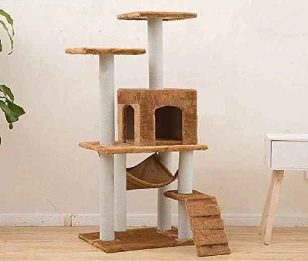 THE DDS STORE Cat Scratching Tower
