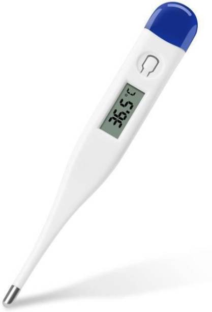 Pristyn care Oral Thermometer Home Healthcare ,Highly accurate and precise Thermometer , Baby Thermometer , Flexible Tip Digital Thermometer , Waterproof Digital Thermometer , Digital Thermometer Thermometer
