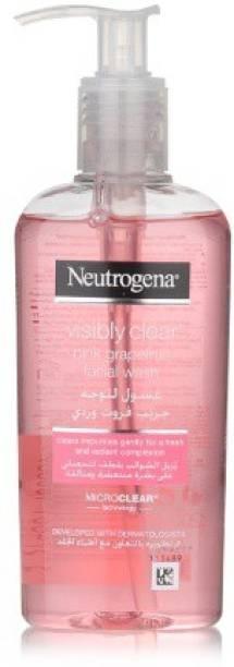 NEUTROGENA Visibly Clear Pink Grapefruit Facel Wash Face Wash