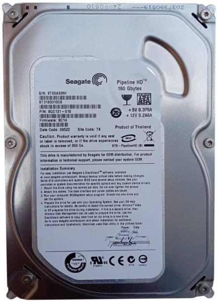 Seagate PIPELINE 160 GB Desktop Internal Hard Disk Drive (ST3160310CP)