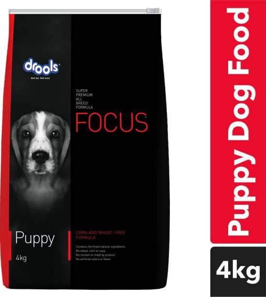 drools Focus Puppy Super Premium Chicken 4 kg Dry New Born Dog Food