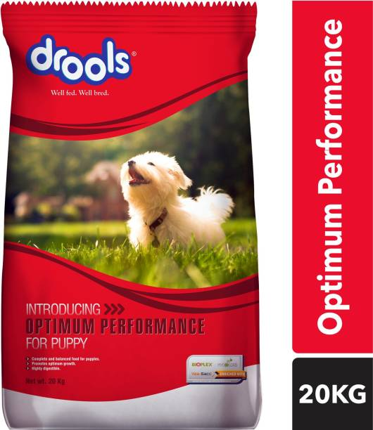 drools Optimum Performance Chicken 20 kg Dry New Born Dog Food