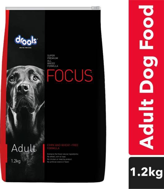 drools Focus Super Premium Chicken 1.2 kg Dry Adult Dog Food