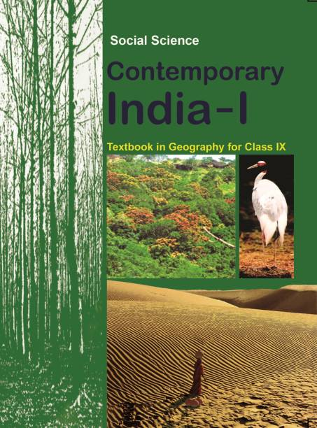NCERT GEOGRAPHY(Contemporary India - I) TEXTBOOK FOR CLASS-IX(9th)
