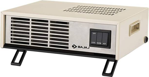 BAJAJ ROOM HEATER Corded Electric 2000 WATT Fan Room Heater