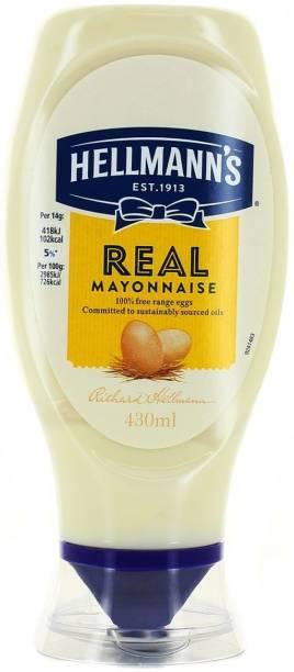 Hellmann's Real Mayonnaise Sauce