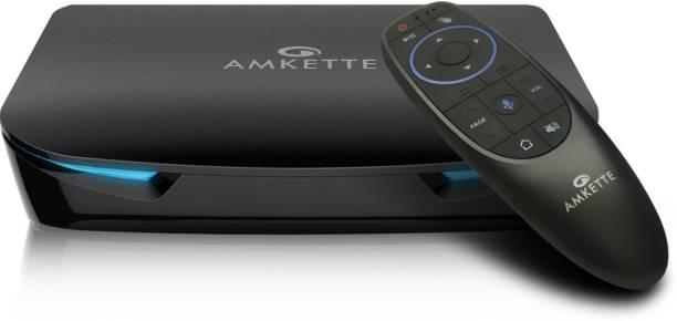 AMKETTE Evo TV 4 Smart Android Media Streaming Device