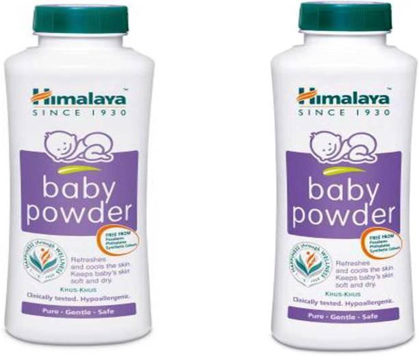 HIMALAYA BABY POWER 400 G, SET OF 2