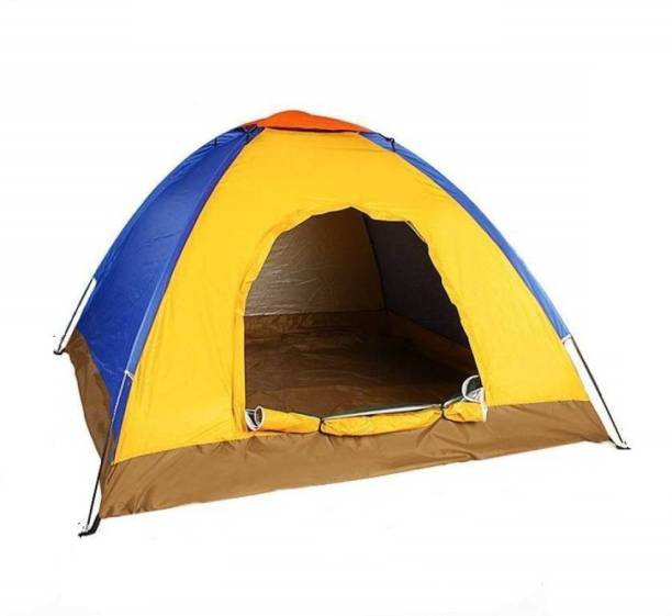 IRIS Portable Camping Tent - For 8 Persons