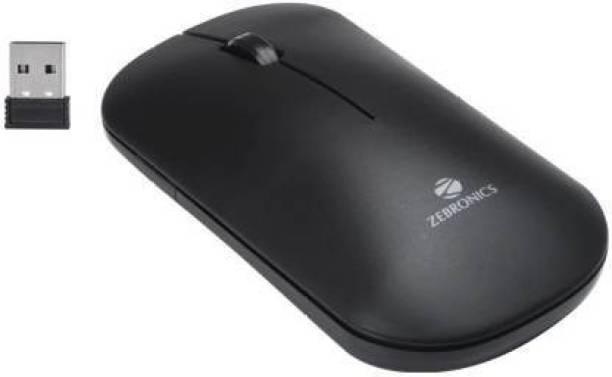 ZEBRONICS Zeb-Dazzle Wireless Optical  Gaming Mouse