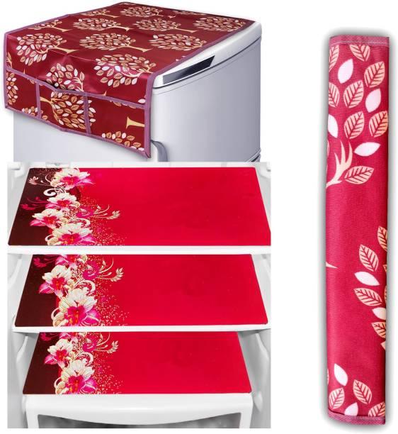 Kanushi Industries Refrigerator  Cover