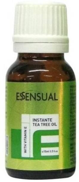 ESSENSUAL Instante Tea tree oil with Vitamin E (Pack of 1)