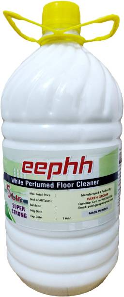 EEPHH 5 Litre Neem Fragrance White Phenyl Disinfectant, Premium Best in Quality Gives Shine on the floor with Natural Neem Fragrance Neem